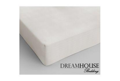 Dreamhouse hoeslaken cremé