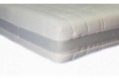 Matras Zware Mensen : Micro pocketvering matras nasa de luxe matrassenman