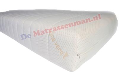 Pocketvering 300 NASA matras maatwerk rechthoekig met uitsnede