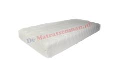 Micro pocket 500 koudschuim matras maatwerk trapezium met 2 schuine hoeken