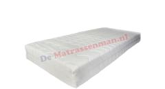 Koudschuim matras 14 cm maatwerk trapezium met 2 schuine hoeken