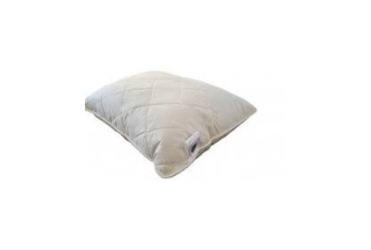 Texels comfort wollen hoofdkussen